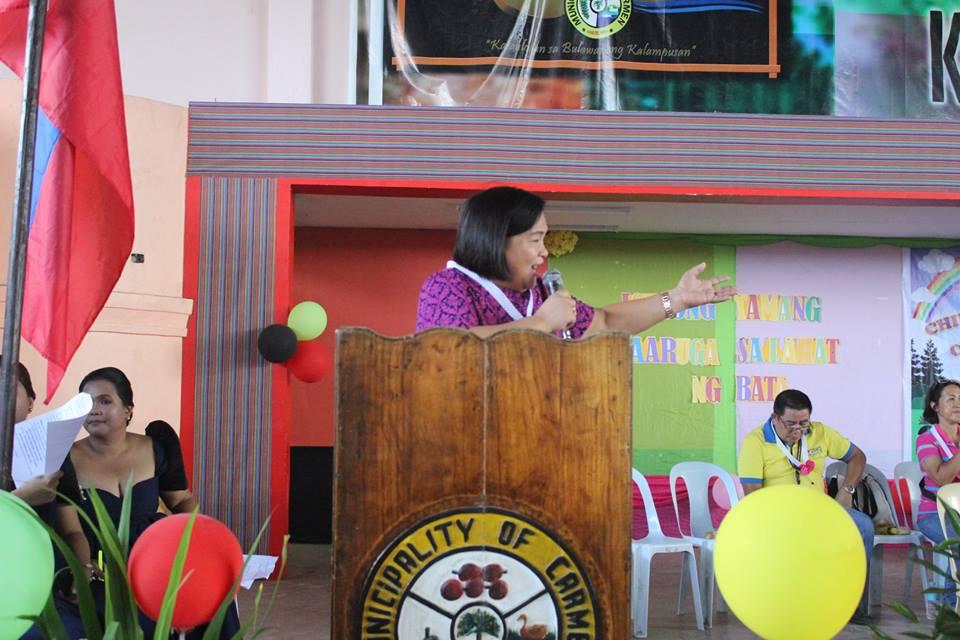 Nov. 9, 2018 – Children's Month Celebration