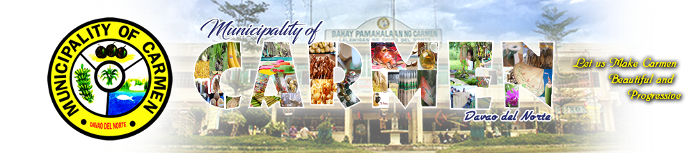 Municipality of Carmen – Davao del Norte Official Website
