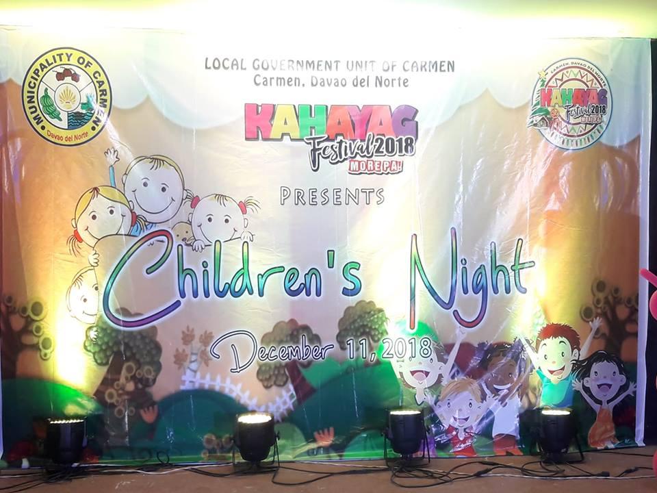 Dec. 11, 2018 – Children's Night