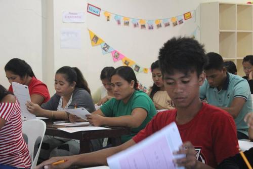 Opening Davao del Norte State College Carmen Annex